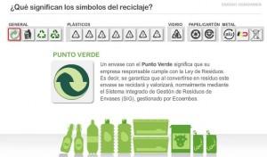 simbolos del reciclaje