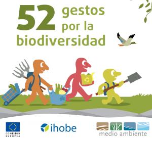 52 gestos por la biodiversidad
