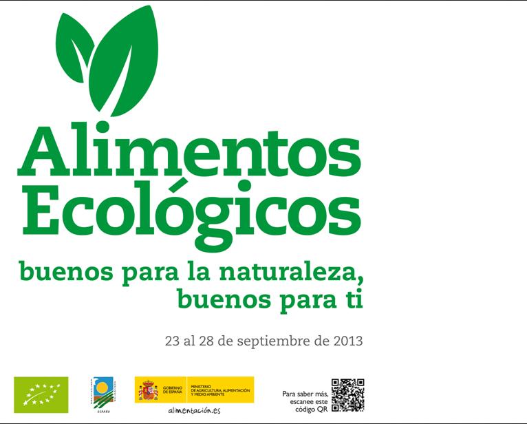 semana de los alimentos ecologicos
