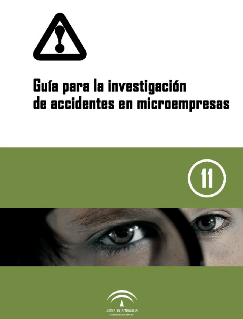 Guía para la investigación de accidentes en microempresas