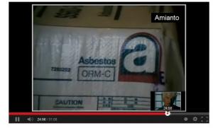 Asbesto o amianto: Usos y daños