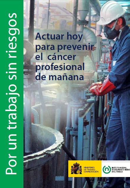 Prevención del cáncer profesional