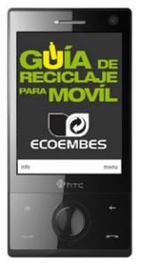 Guia de reciclaje para móvil