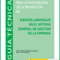 Integración de la PRL