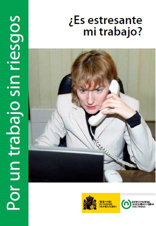 ¿Es estresante mi trabajo?
