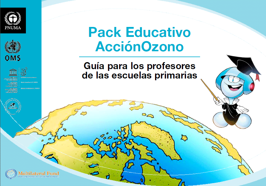 Pack Educativo Acción Ozono