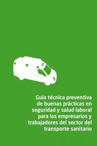 PRL en el transporte sanitario