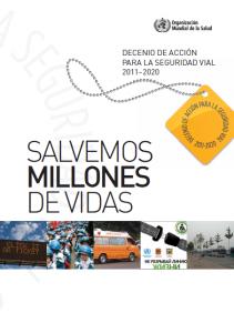 Decenio de Acción para la Seguridad Vial 2011-2020