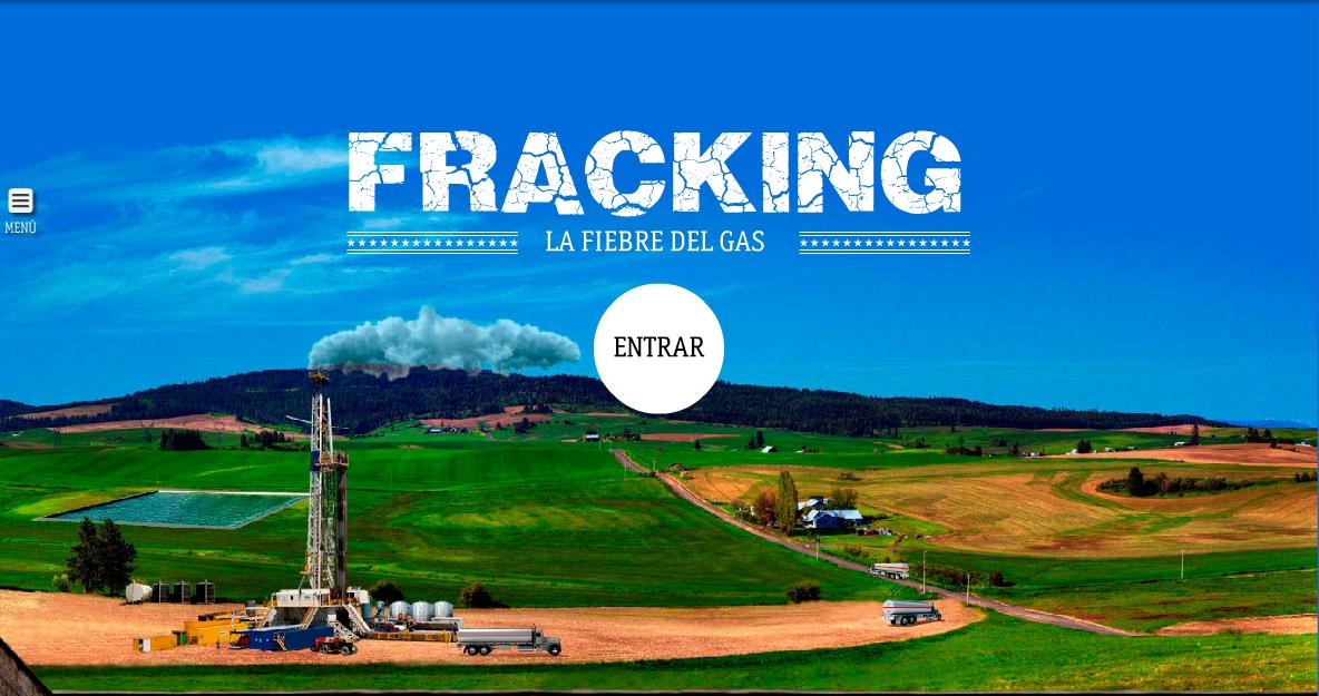 Fracking, la fiebre del gas