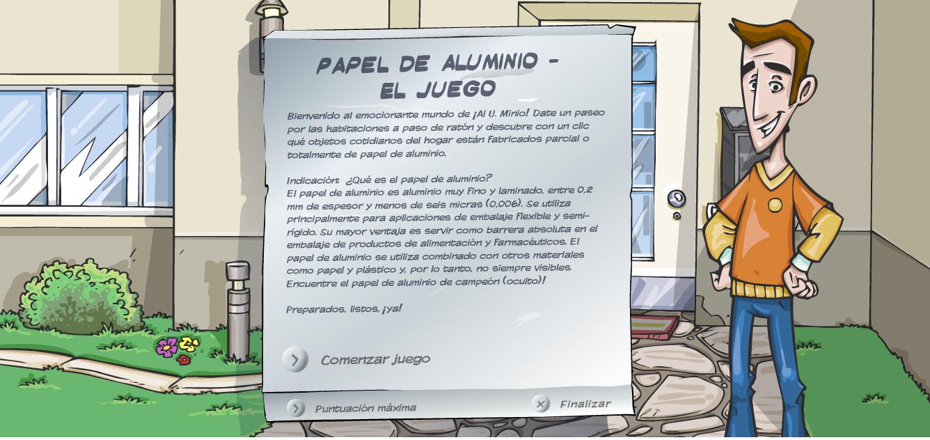papel de aluminio_juego