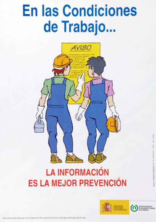 La información es prevención