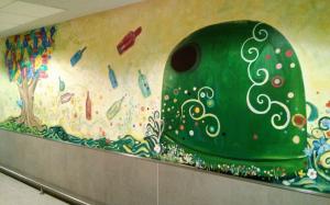 Mural Medioambiente