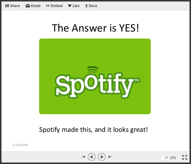 Spotify y Scrum