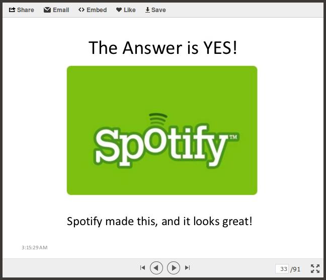 Spotify y Scrum