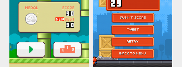 Flappy Bird y UX