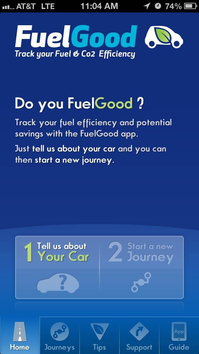 Fuel Good app