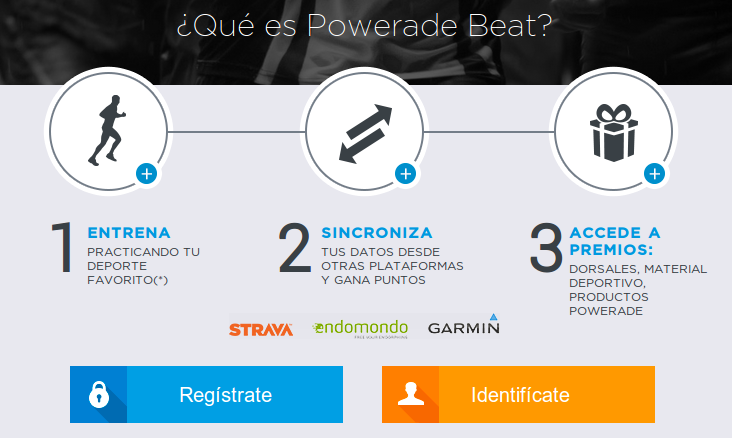 Powerade Beat