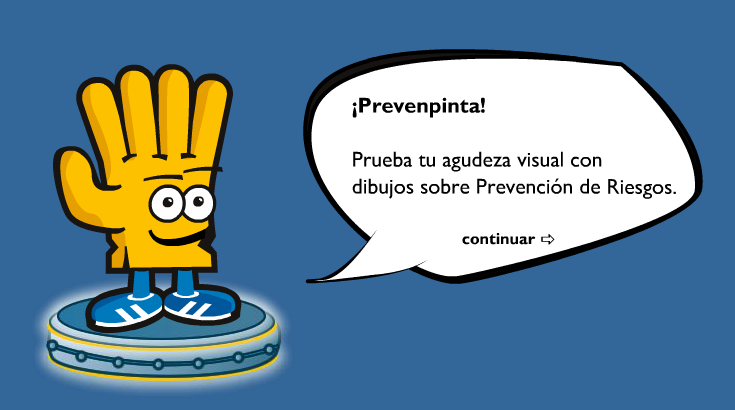 Serious game Prevenpinta