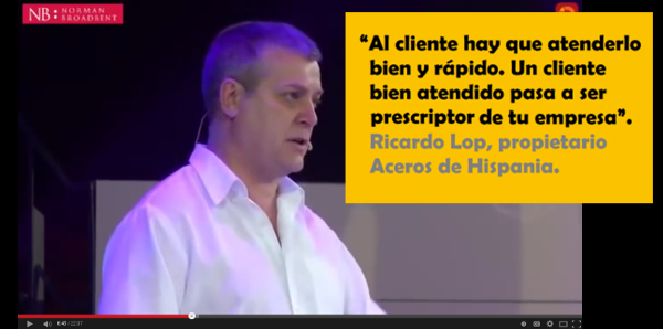 Video Aceros Hispania