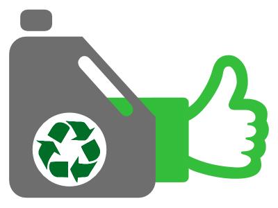 Reciclaje aceite industrial