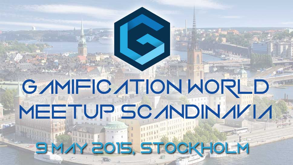 Gamification World Meetup Escandinavia
