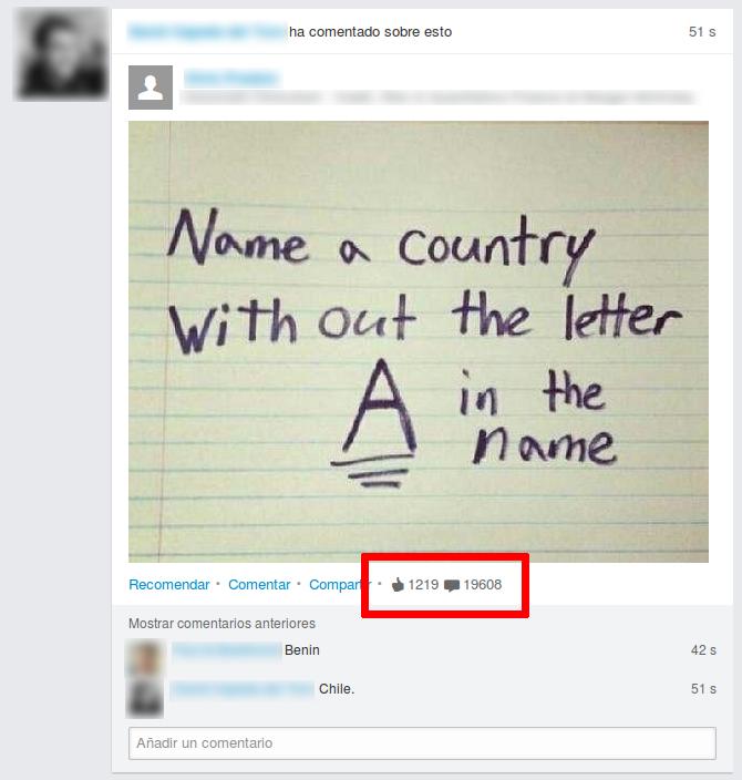 Jugando en LinkedIn