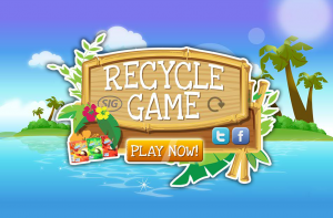 recyclegame