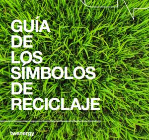 Guía de los símbolos de reciclaje