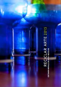 Reciclar Arte 2015