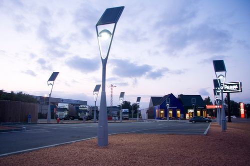 Farola Solar