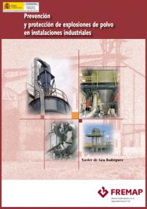 Explosiones de polvo en la industria