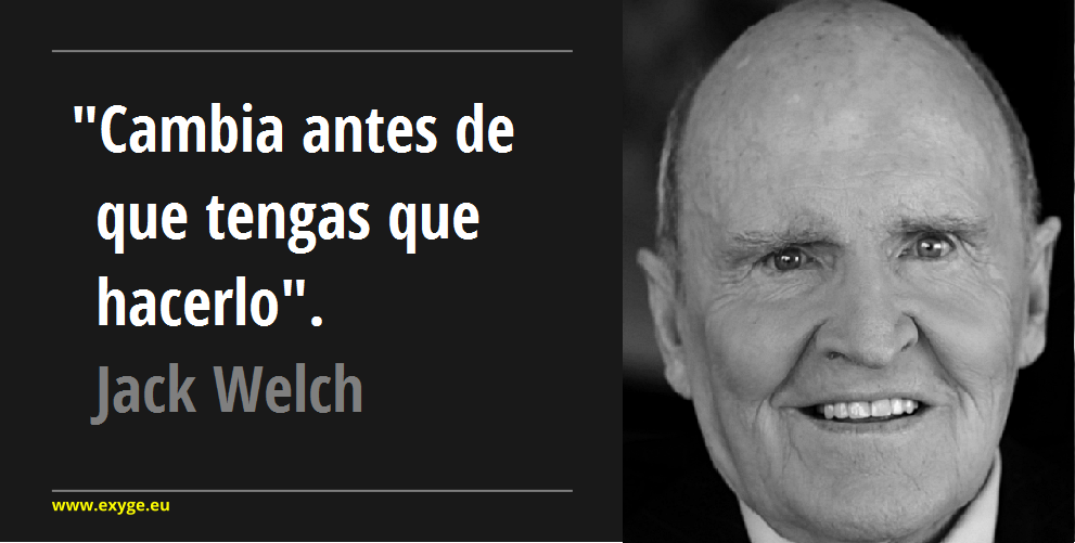 Jack Welch Exyge Consultores