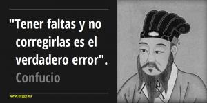Cita de Confucio