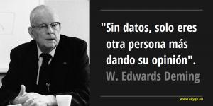 Cita William Edwards Deming