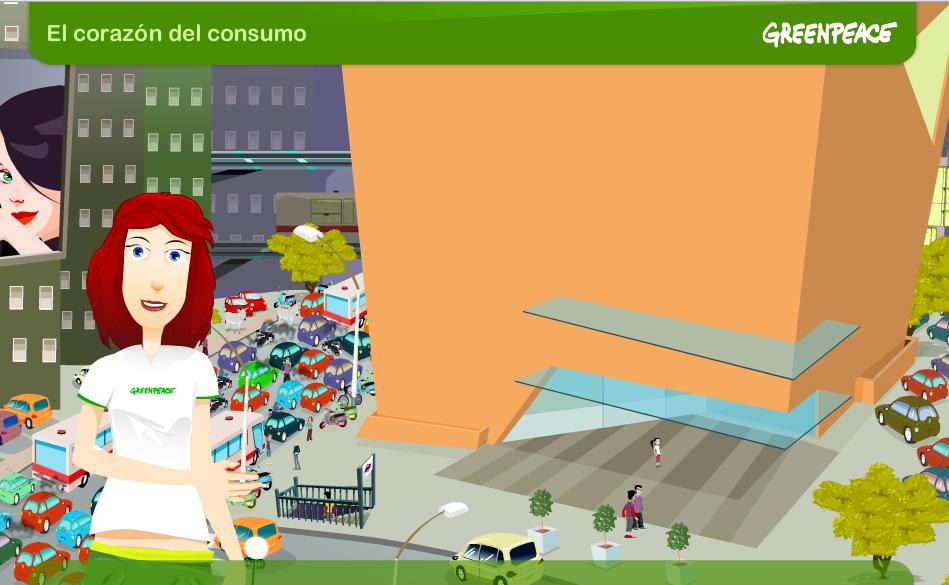 Consumo Greenpeace