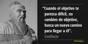 Cita Confucio