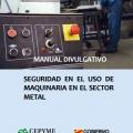 Uso de maquinaria en el sector del metal