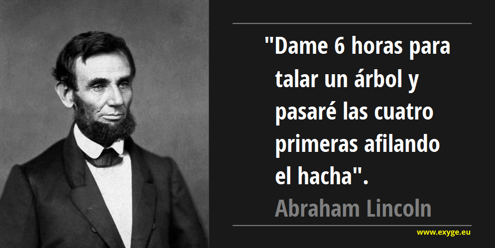 Cita Abraham Lincoln