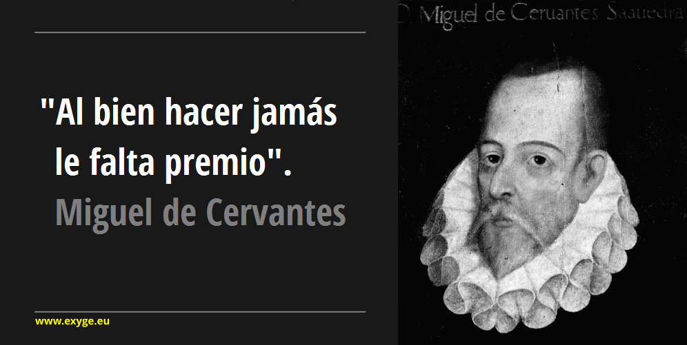 Cita Cervantes