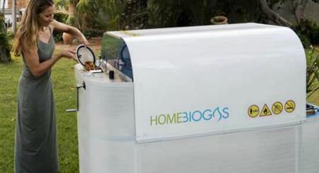 Biogás doméstico