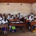 Escuela en Africa