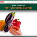 Frutas y verduras feas