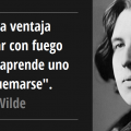 Cita Oscar Wilde