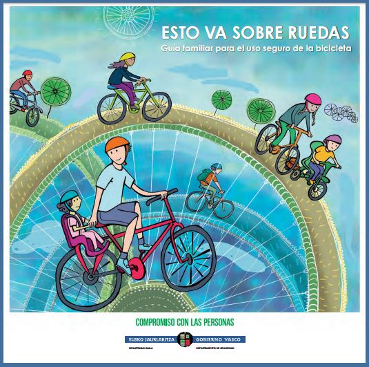 Seguridad vial en bicicleta