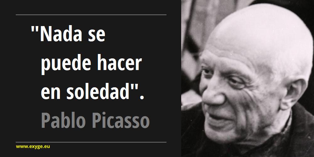 Cita Picasso