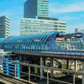 Tren electrico holandes