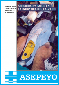 Prevención en la industria del calzado