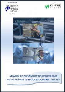 Prevención para instalaciones de fluídos