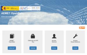 AEMET Open Data