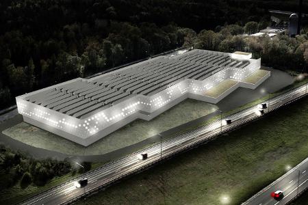 Data Center en Estocolmo